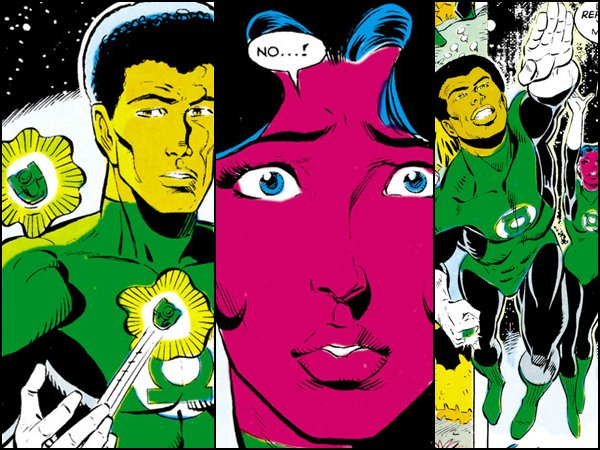 Green Lantern Volume 2 182-200 and DC Retroactive: Green Lantern - the '80s