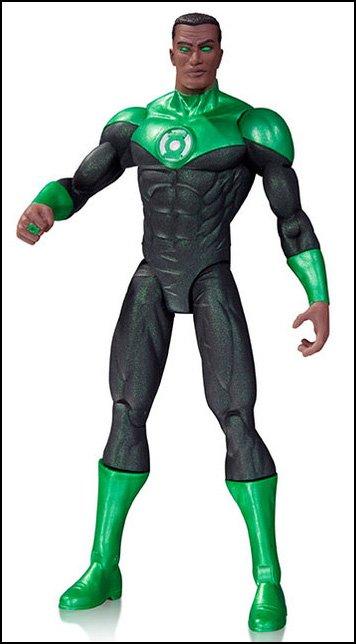 Green Lantern Figure