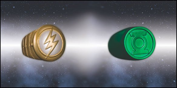 Green Lantern + Flash