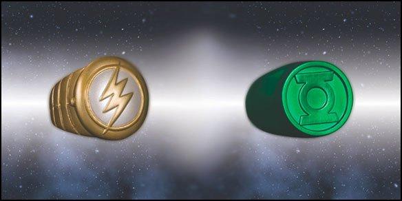 Green Lantern + Flash