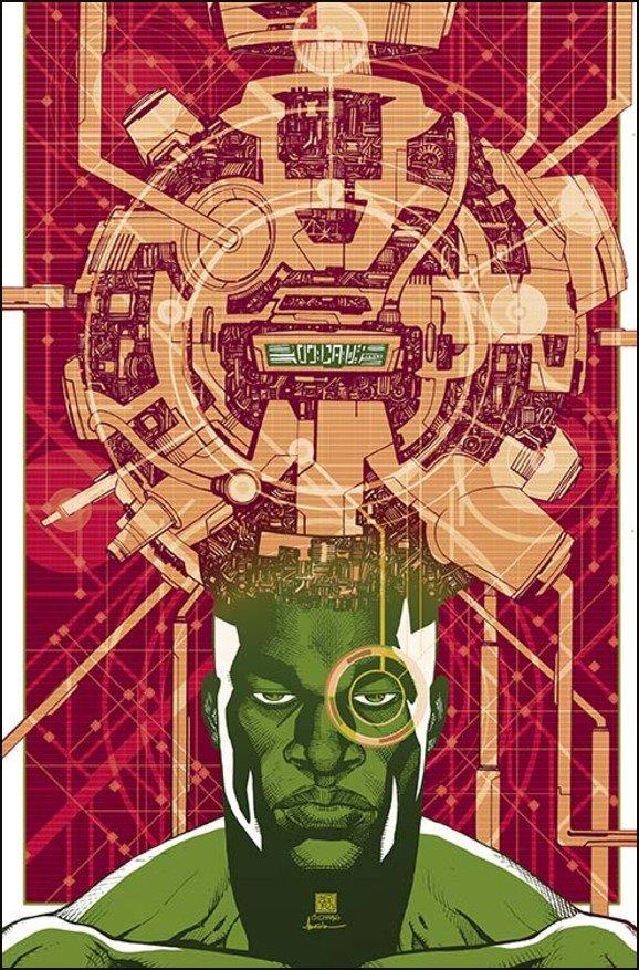 Green Lantern Corps #40 Solicit