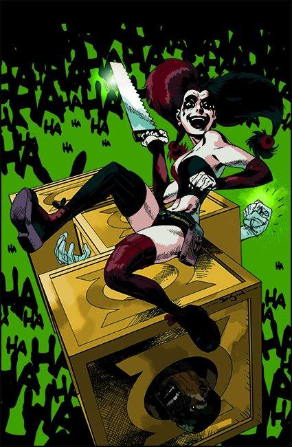Harley Quinn Variant
