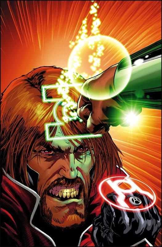 Red Lanterns #33