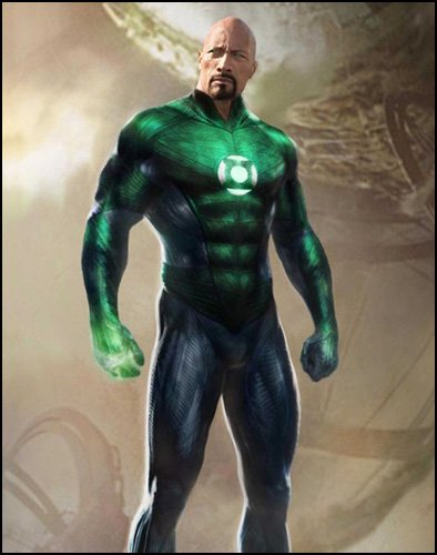 Green Lantern John Stewart Website