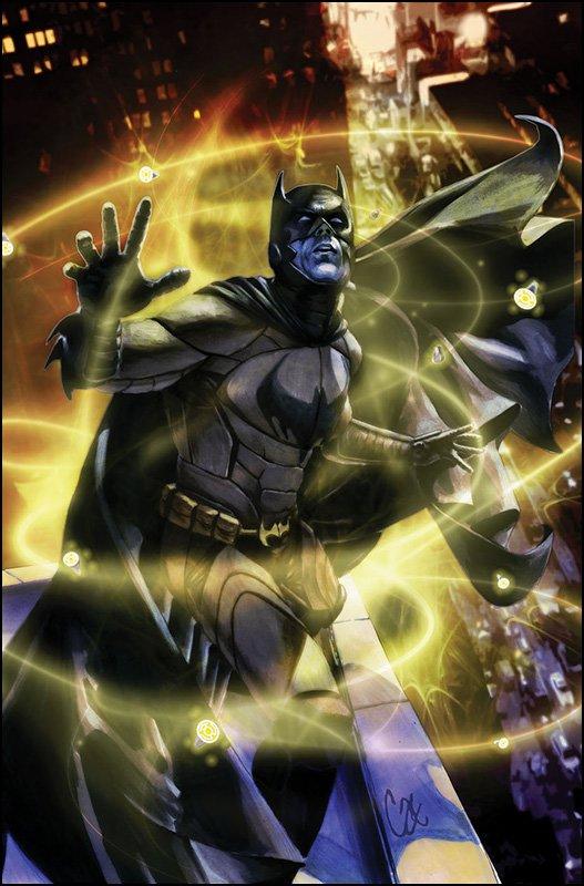 Smallville: Lantern 3