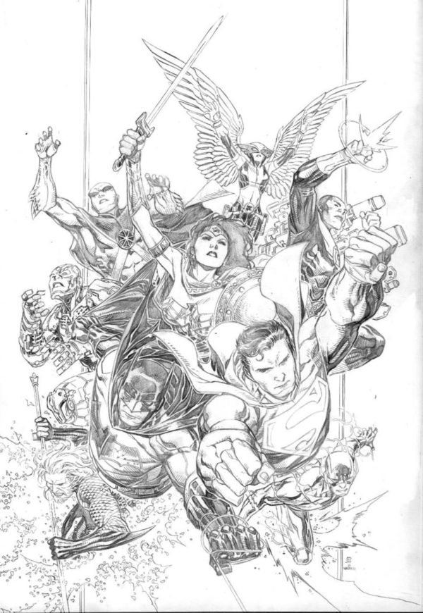 Scott Snyder Justice League