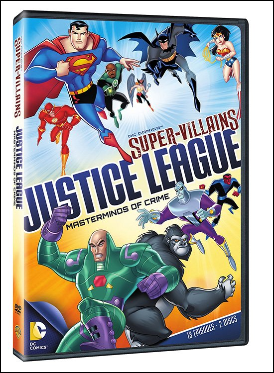 ¡Películas y series de SuperHeroes en DVD! Super-villains-00