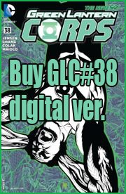 Buy Green Lantern Corps #38