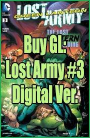 Buy Green Lantern: Lost Army #3