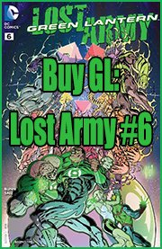 Buy Green Lantern: Lost Army #6