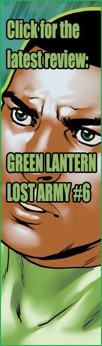 Green Lantern: Lost Army #6 Review