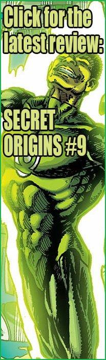 Secret Origins #9 Review