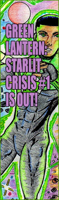 Green Lantern: Starlit Crisis 1