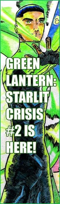 Green Lantern: Starlit Crisis 2